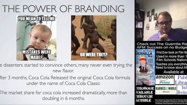 MMM Part 3 - Developing your Brand