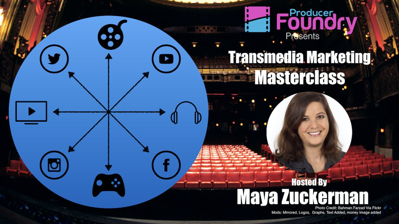 Masterclass: Transmedia Marketing and Monetization