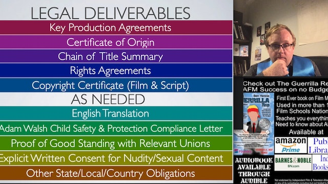 ADD Part 6 - Distribution Deliverables
