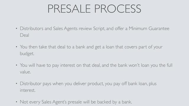 Part11 - Follow-Ups and Presales