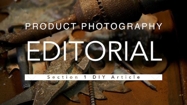 DIY Article Part 1