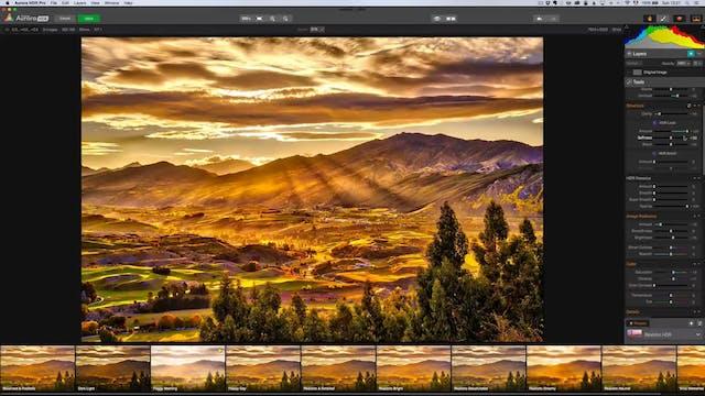 Landscape Masterclass - HDREfex Pro Cottage