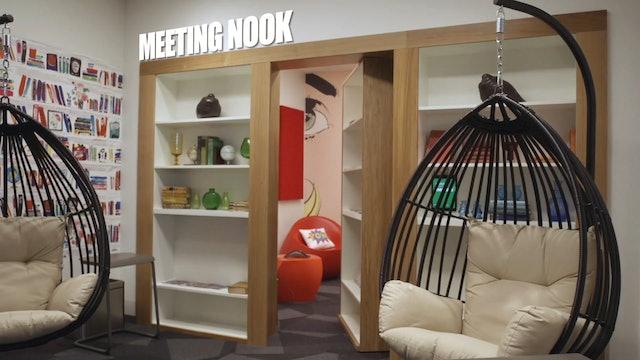 Meeting Nook-Setup
