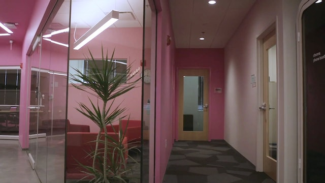 Pink Room-Exposure Bracketing