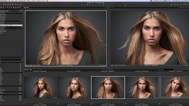RAW Processing-Portrait
