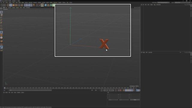 Navigating 3D Space