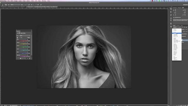 Color Grading-Portrait