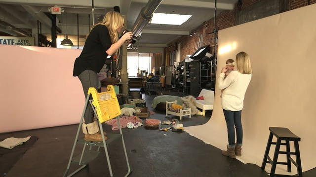 8 Month Studio Shoot Part VI