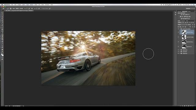 Image 3-Adding Lens Flare