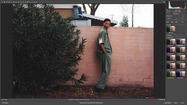 How To Use Rosemary In Adobe Camera RAW