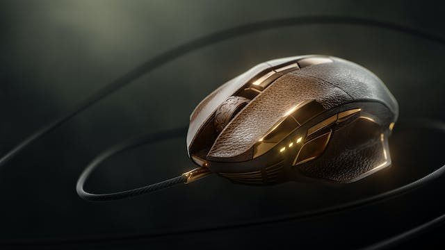 The Complete Product Build | Commercial Mouse