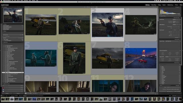 Setting Up Your Workspace In Lightroom