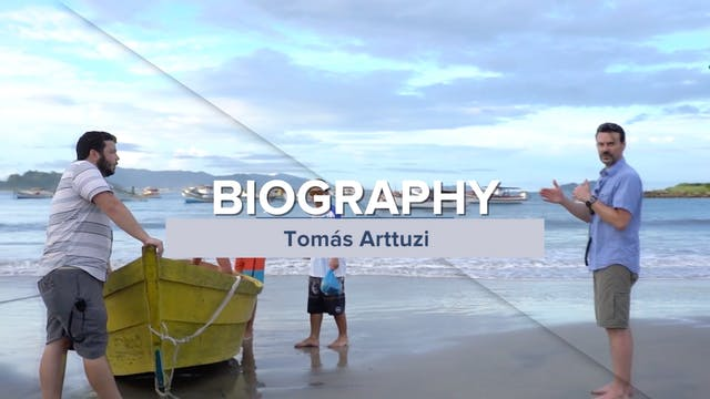 The Producer-Tomás Arttuzi Bio