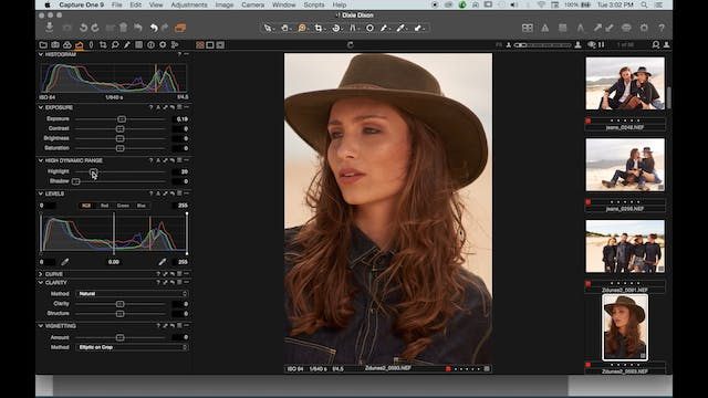 Image 2 RAW Processing & Retouching