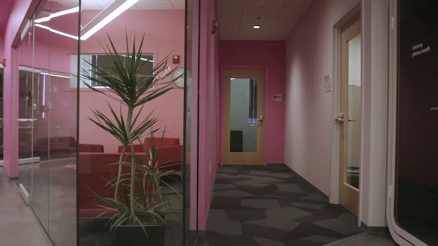 Pink Room-Lighting