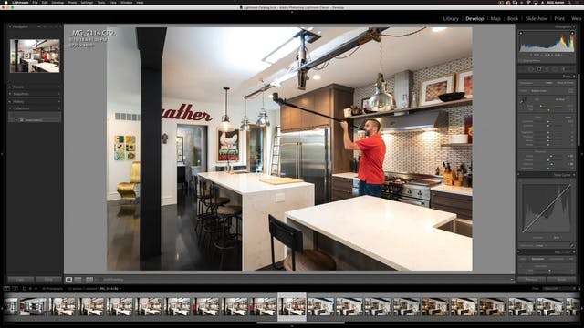 Kitchen Shoot I-Lightroom RAW Adjustm...
