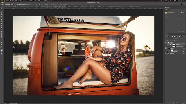How To Use Overlays In Adobe Photoshop