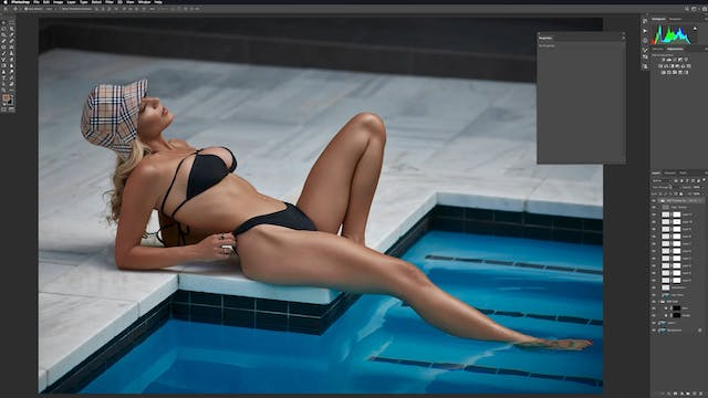 Shelby by the Pool - Liquify