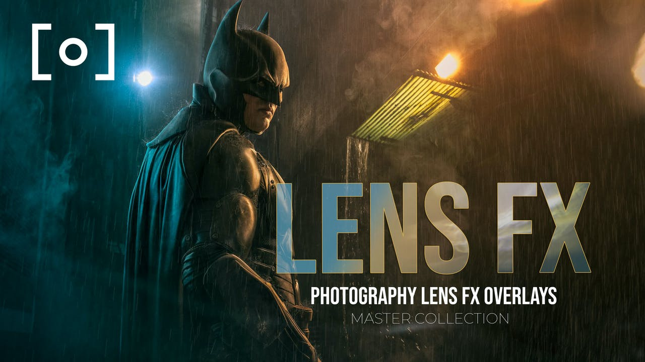 Photography Lens FX Overlays