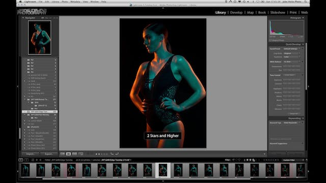 Lightroom Culling