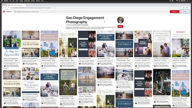 Inbound Channels with Pinterest