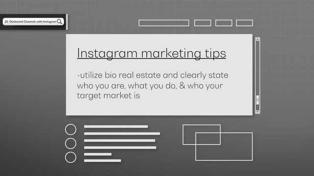 Outbound Channels with Instagram