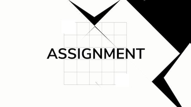 Monique - Lighting Assignment