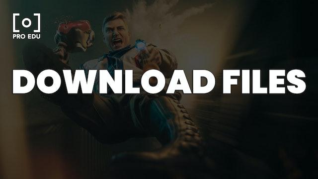Sparks Overlays Download