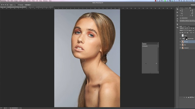 Color Correcting-Beauty