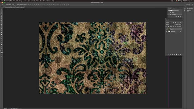 How To Install Textures For Use In Photoshop