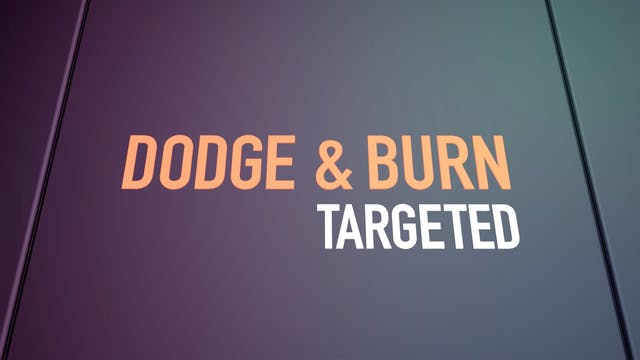 Dodge & Burn-Targeted