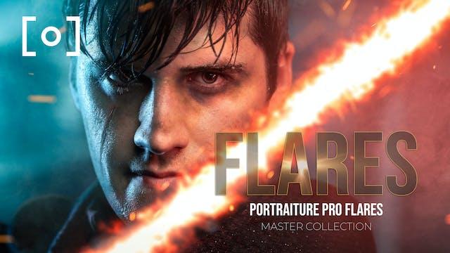 Portraiture Pro Flares