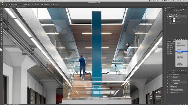 Main Lobby-Color Layers