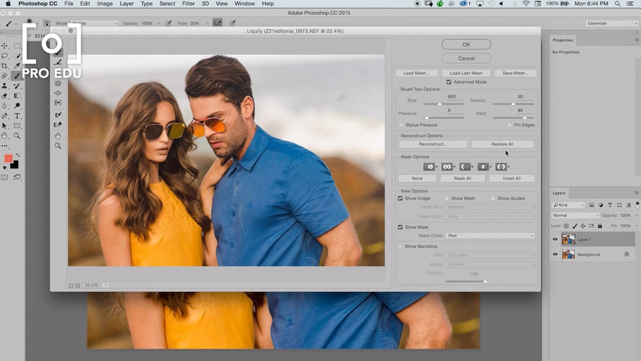 Introduction To Photoshop with Pratik Naik