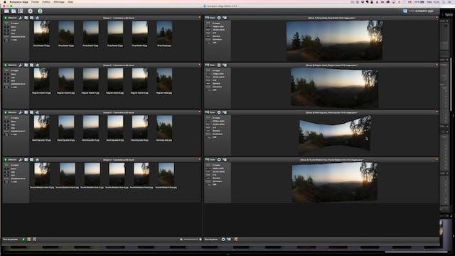 Landscape Masterclass - Natural Panorama