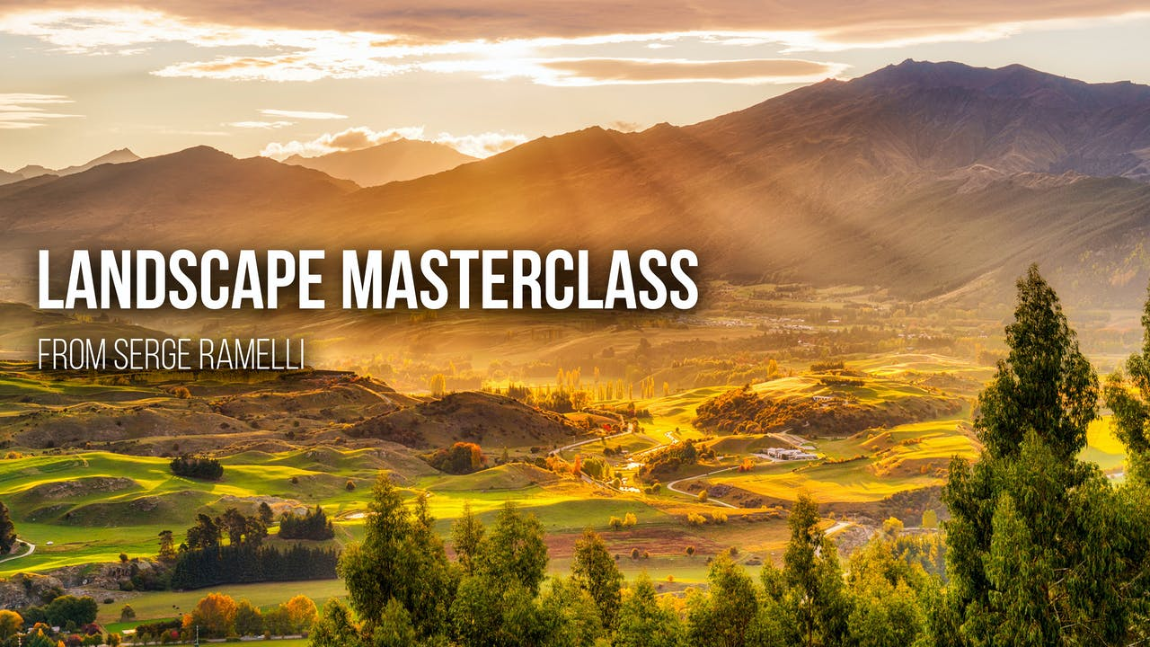 Landscape Photography With Serge Ramelli