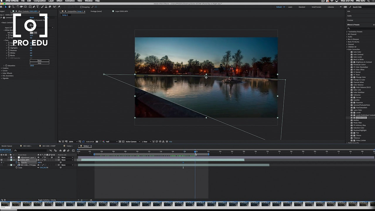 Time-Lapse Photography With Drew Geraci