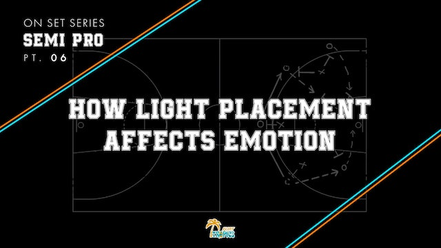 How Light Placement Affects Emotion