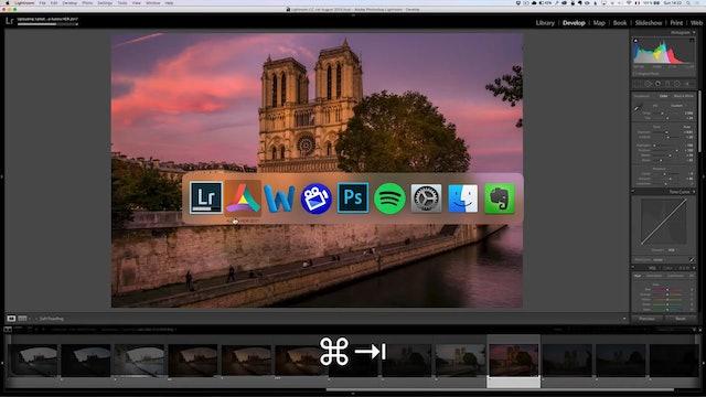 City Scapes 07 Notre Dame Lesson 3