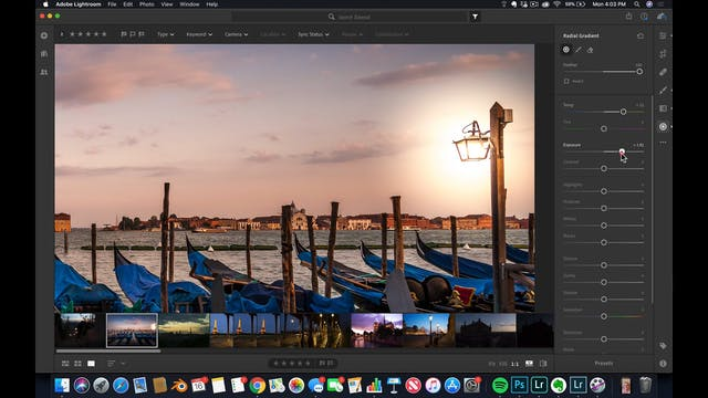 Lightroom CC  6 Local Tools