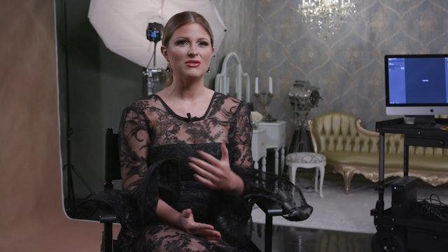 Anna - Posing Assignment