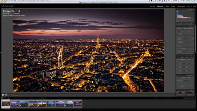 Landscape Masterclass - Camera Setting for blue hour photography