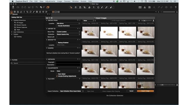 Capture One 01-02-Workspaces & Catalogs