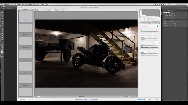 Image 4-RAW Processing and Assembly