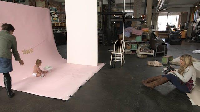 12 Month Studio Shoot Part V