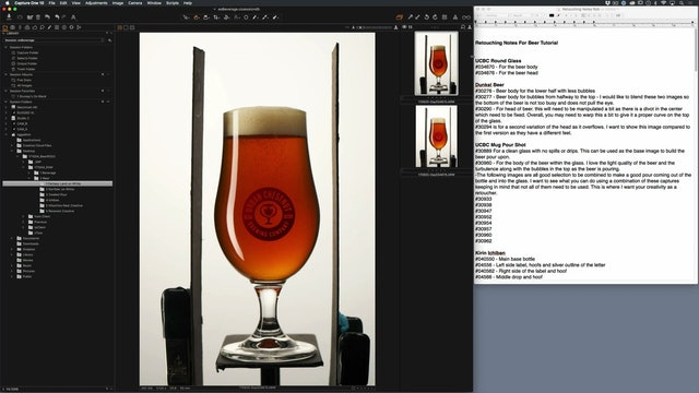 Tapered Glass- Full Edit
