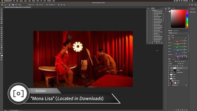 Photoshop-Final Adjustments
