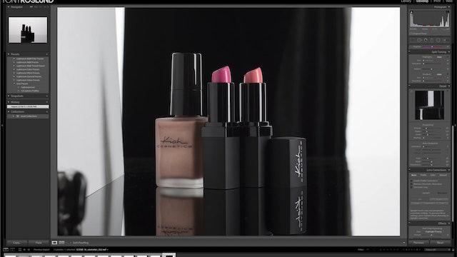 Cosmetics Retouching