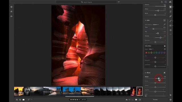 Lightroom CC  13 Adjust the Lights