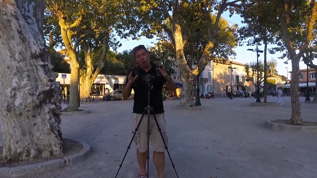 City Scapes 11 Saint Tropez Sunset Intro